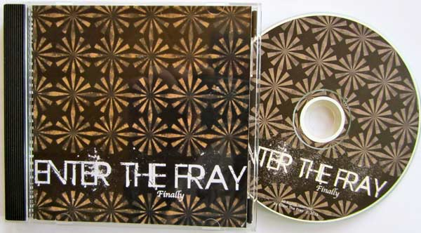 CD Finally - Enter The Fray