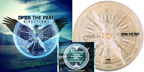 CD DIRECTIONS - Enter The Fray